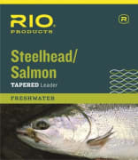 Rio Salmon/Steelhead Leader 3Pack 9fot