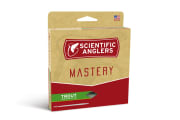 Scientific Anglers Mastery Trout Green/Optic Green