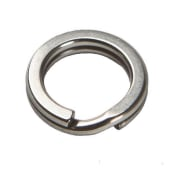 Heavy Duty Bent Split Rings