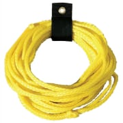Single rider tube rope