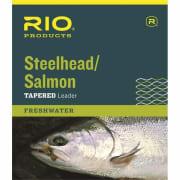RIO Salmon/Steelhead Leader 0,28MM 15fot