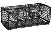 Hummerteine rektangulær - 10kg - 93x45x40