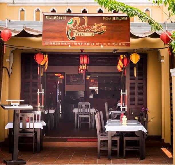 Babas's Kitchen location in Hoi An, Vietnam