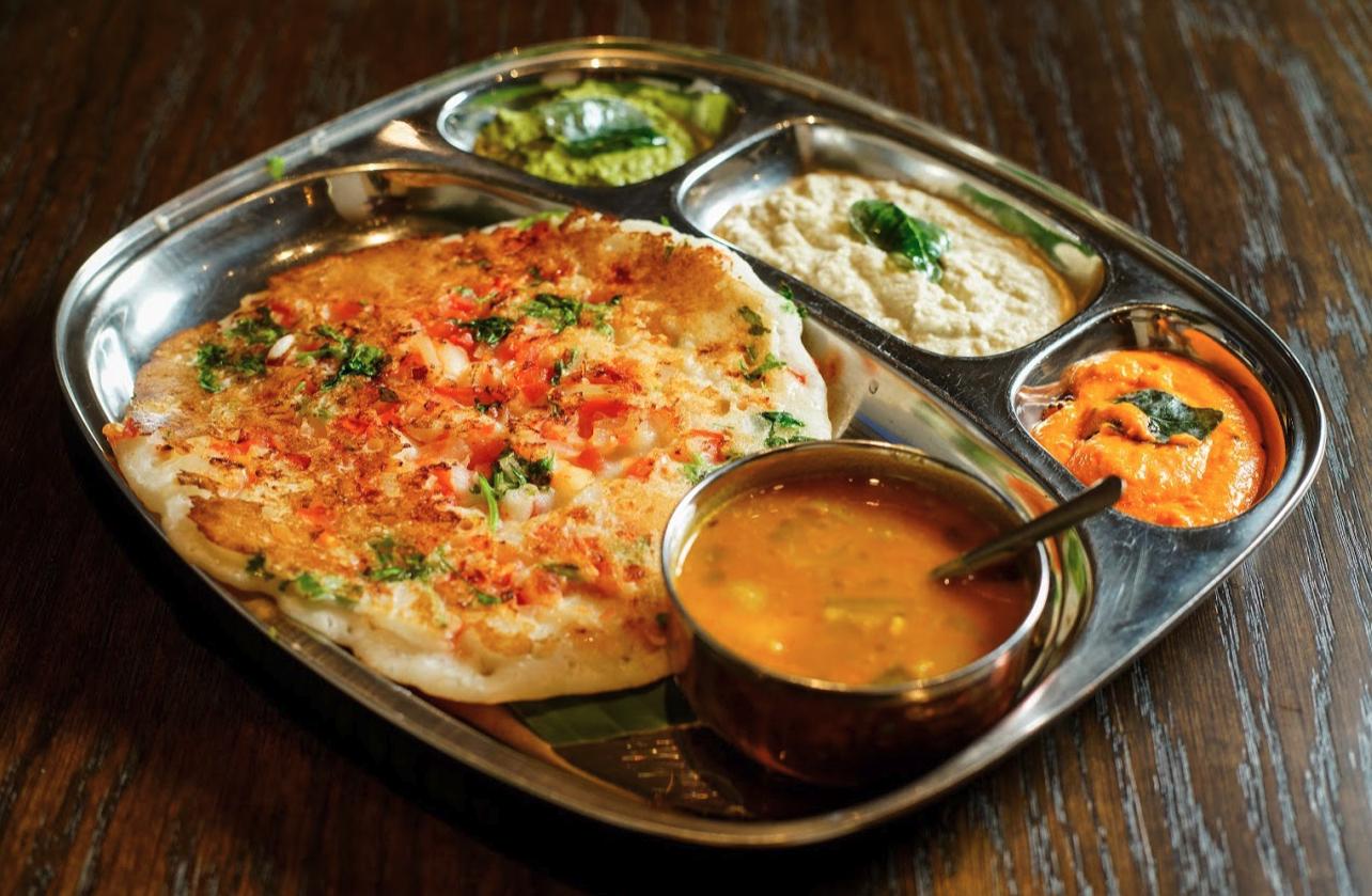 A popular Sri Lankan dish at Sri Lankan Cuisine by Baba's Kitchen
