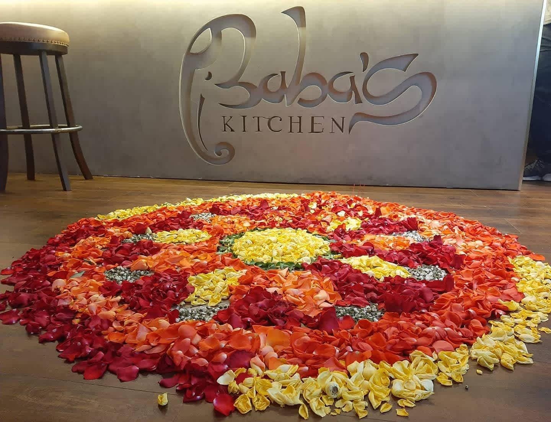 Baba's Kitchen's celebrates Onam in Thao Dien