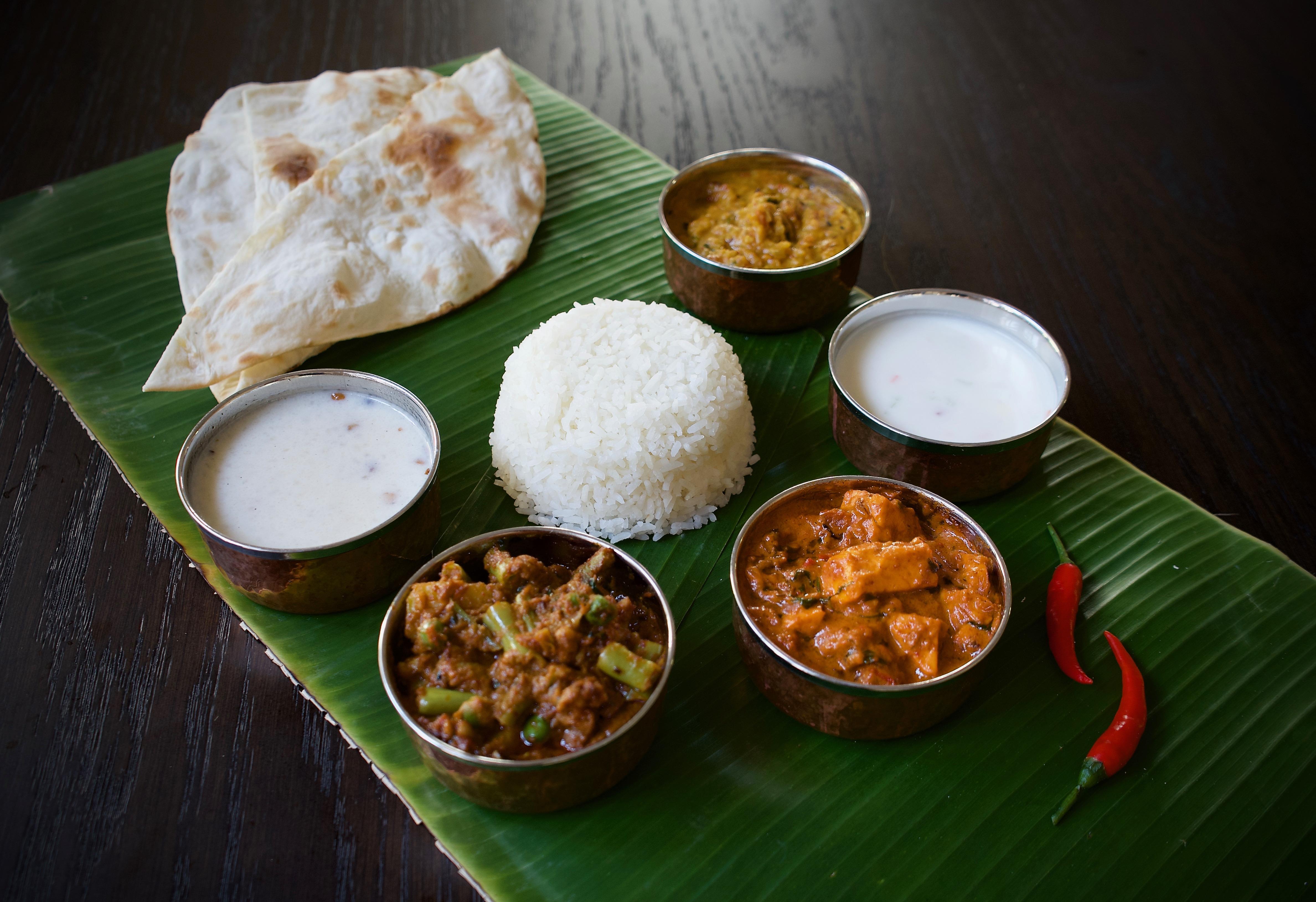 Order a Northern Thali at Baba's Kitchen