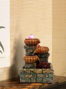Indoor-water-fountain