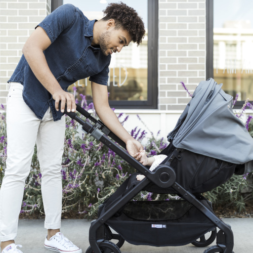 The Stroller to Get You Through Baby's Life