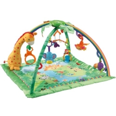 Fisher-Price Rainforest Melodies and Lights Gym