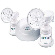 Philips AVENT BPA Free Twin Electric Breast Pump