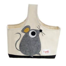 3 Sprouts Organic Caddy Tote Bag