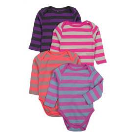 Leveret Baby Onesie Boys Girls 4-Pack Striped /& Solid Baby Bodysuit Underwear 100/% Cotton 3-24 Months
