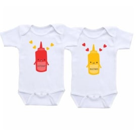 Haokaini 0-18M Baby Brother Sister Family Macthing Outfits Newborn Ruffle T-Shirt Pants Clothing Set