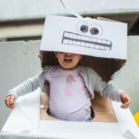 Easy DIY Baby Halloween Costumes