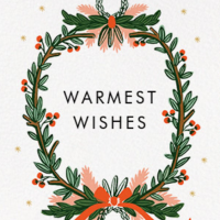 Twelve Absolutely Fabulous Holiday Card Templates