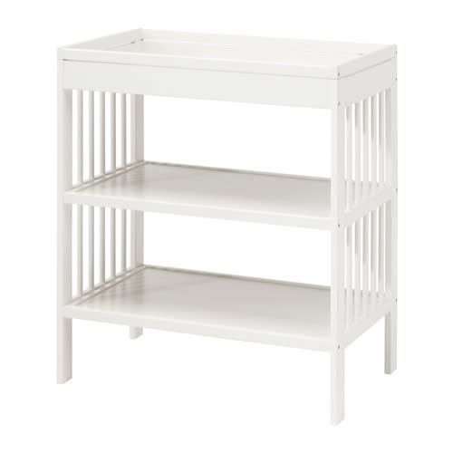 Superbe IKEA Gulliver Changing Table   $59.99