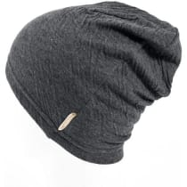 55487344da9 Baby Summer Beanie 100% Organic Cotton Cap. Made in Japan - Dark Gray