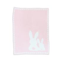 LIVING TEXTILES Living Textile Bunnies Cozy Baby Blanket 3f5d6cc1b
