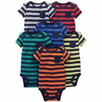 3a5791bedff Baby Boys  6-Pack Short-Sleeve Bodysuit · Amazon 17.99