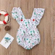 2fbca808f37 Llama Romper · Isabella Iris Boutique · Online Store Powered by Storenvy