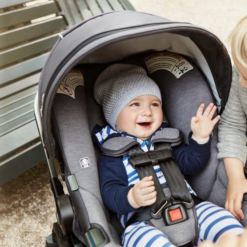 Don't Skimp on Design with the Nuna PIPA Car Seat