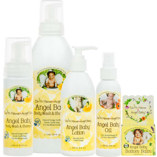 Baby & Personal Care Products from Earth Mama