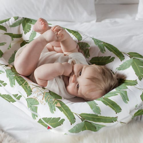 Secure Baby in Chic Comfort with DockATot