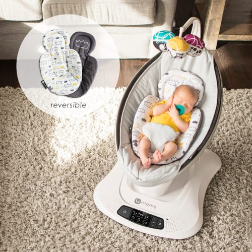 An Infant Seat that Moves Like You from 4moms