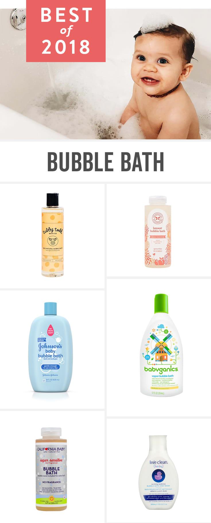 Best Bubble Baths of 2018