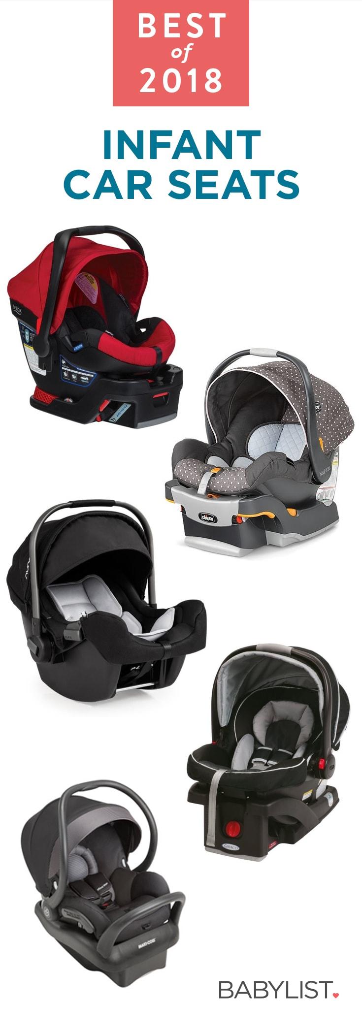 7 Best Infant Car Seats of 2019