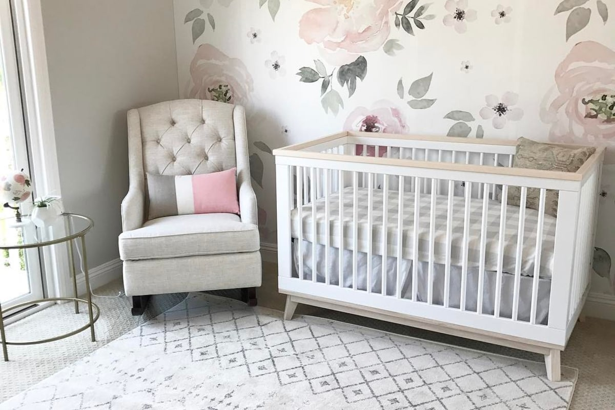 Baby Girl Nursery Ideas & Guide