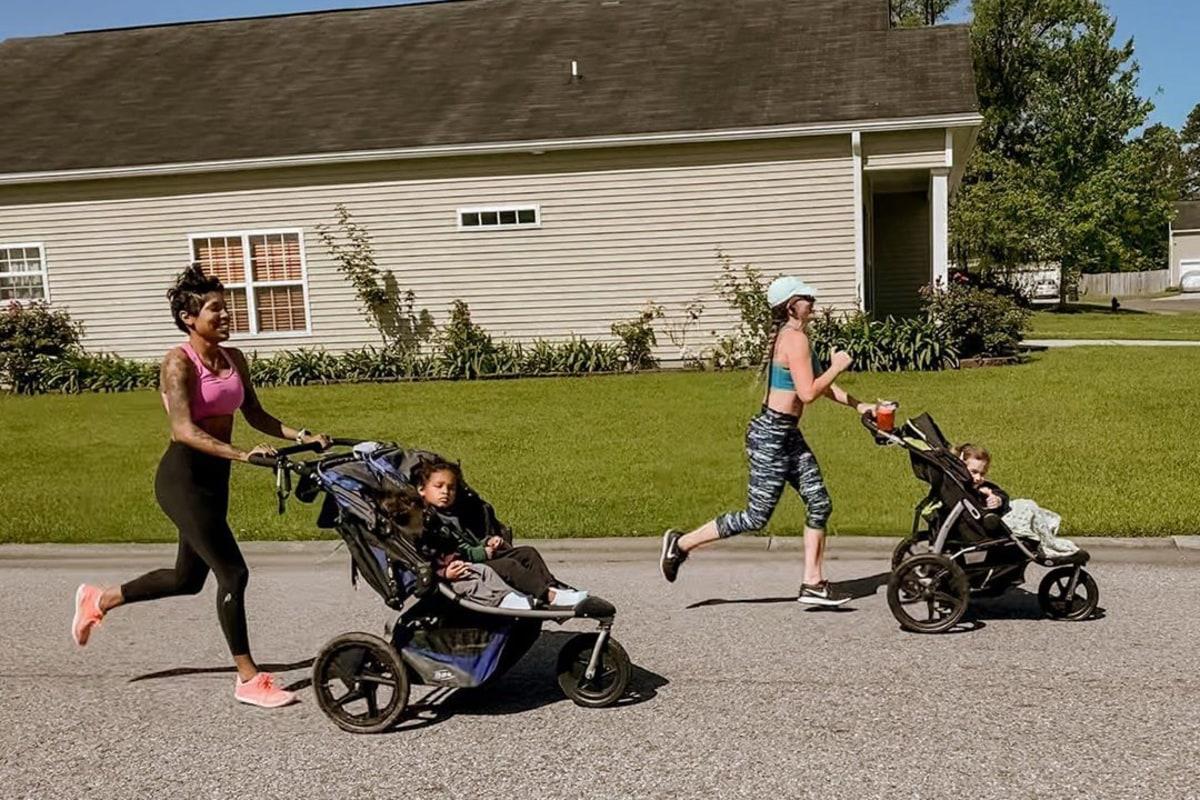 7 Best Jogging Strollers Of 2020