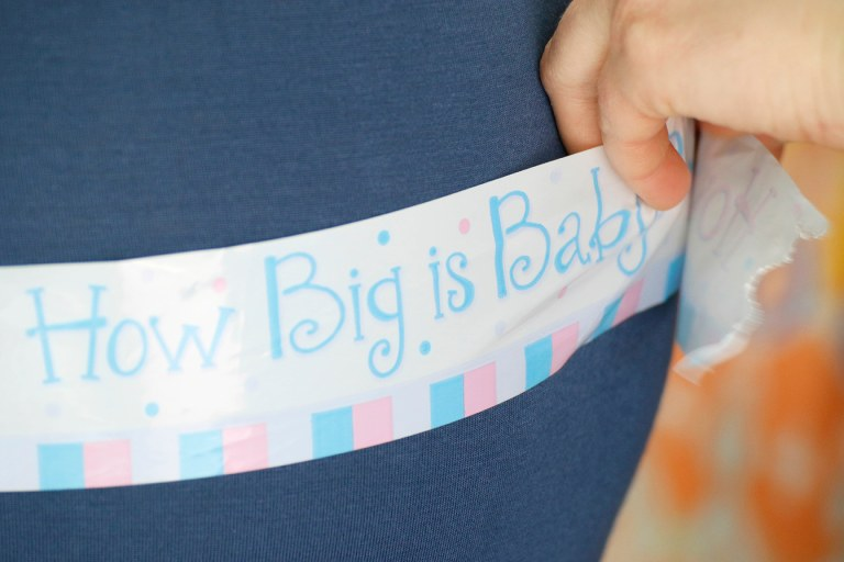 Painfully Awkward Baby Shower Games.