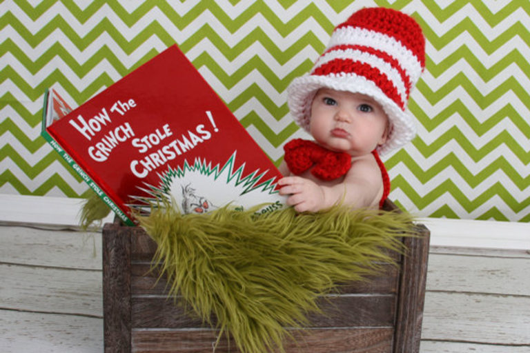 Twelve Ways to Make the Ultimate Baby Photo Holiday Card