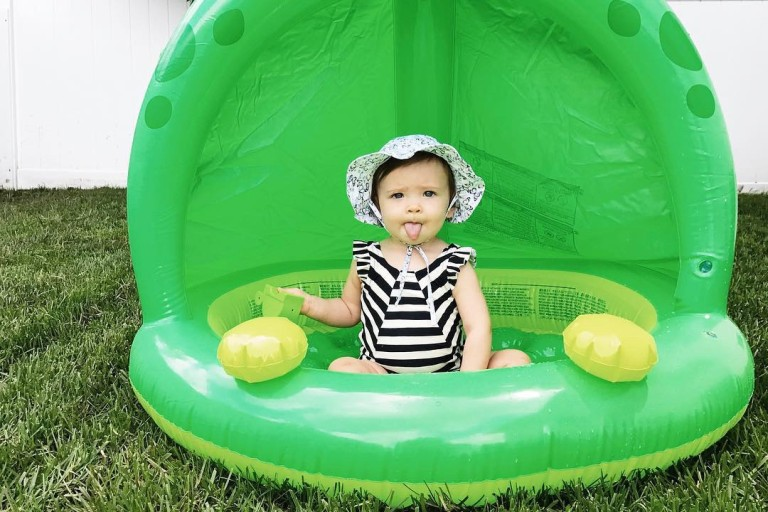 Best Sun Hats for Baby.