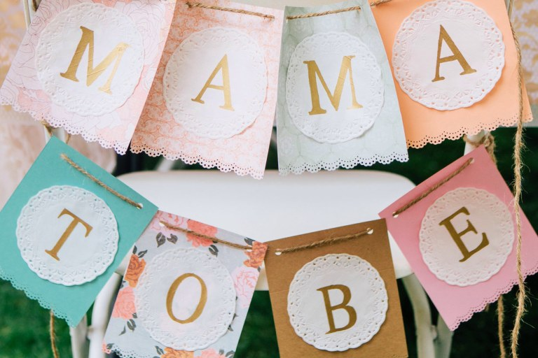 Ideas to Actually Get Diapers at Your Baby Shower.