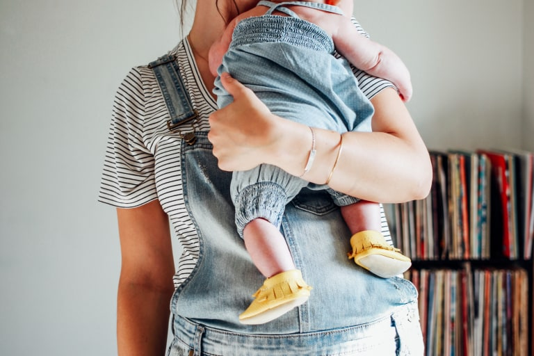 Choosing Childcare: Stay-at-Home Parent