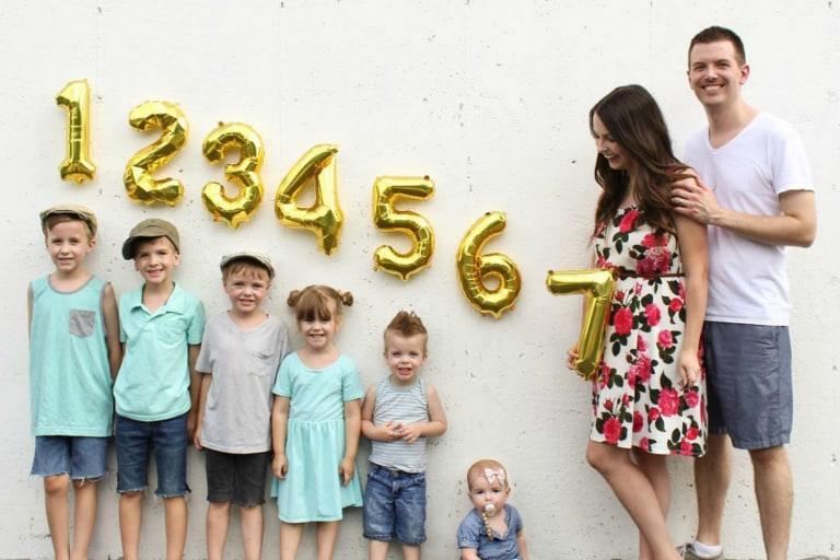 Raising Roberts Sample Baby Registry.