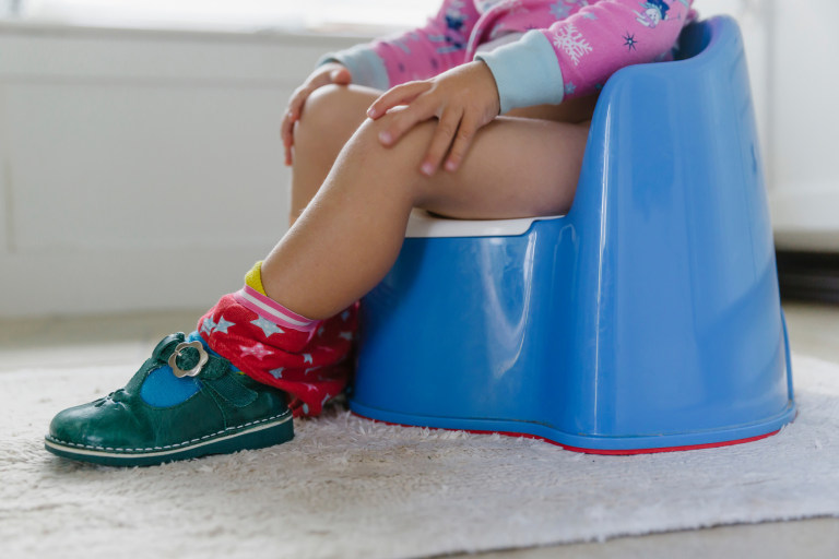 A Zen Approach to Potty Training