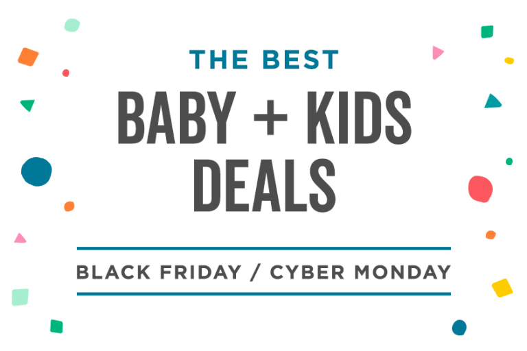 2018 Best Cyber Monday Deals for Baby & Kids