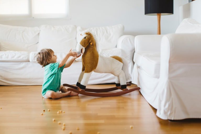 Basics You Need for Baby's First Year: Month By Month