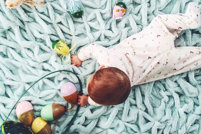 Best Sugar-Free Easter Basket Ideas for Babies and Toddlers.