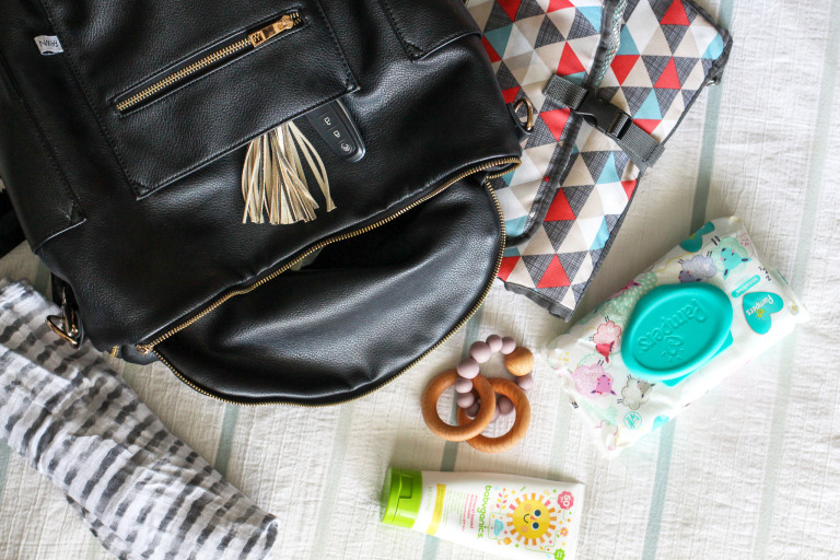 Tips for Organizing Your Diaper Bag