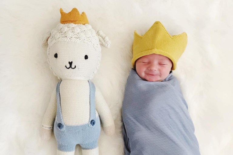 Treat Your Baby Like a Royal