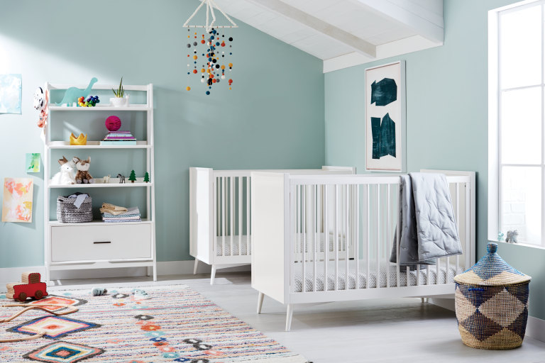 West Elm x Pottery Barn Kids Baby Registry