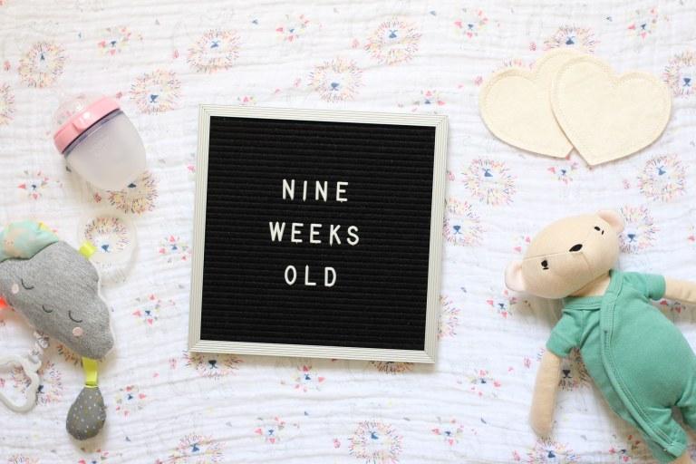 9-Week-Old Baby