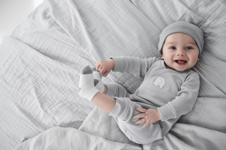 What You Need to Build Baby's First Wardrobe