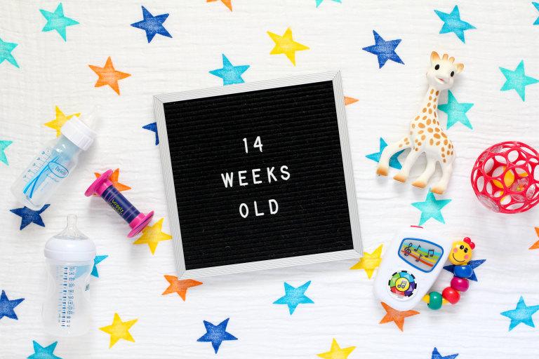 14-Week-Old Baby