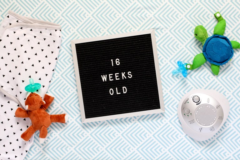 Your 16-Week-Old Baby