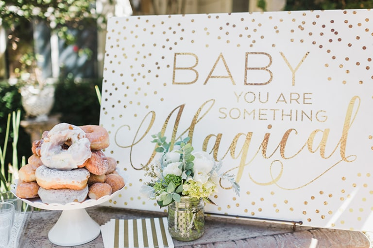 Baby Shower Trends for Inspiration